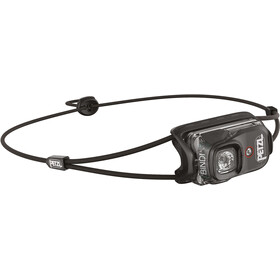 Petzl Bindi Linterna frontal, black